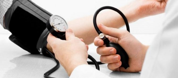 Cek Tekanan Darah Tinggi