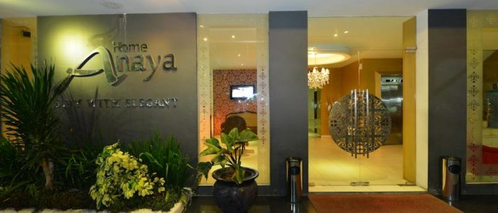 Home Anaya Hotel Medan