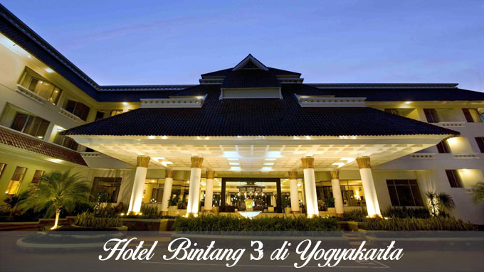 Hotel Bintang 3 Jogja dengan Harga Terjangkau - Mas Jamal