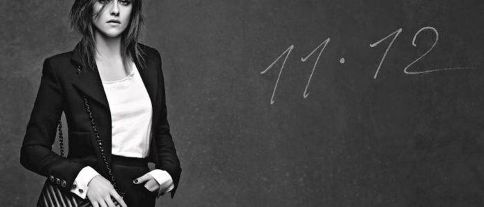 Sosok Kristen Stewart dengan Model Tas Terbaru Chanel