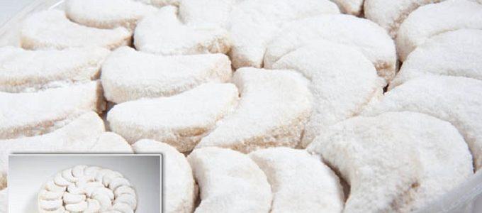 Resep Putri Salju Kacang Spesial