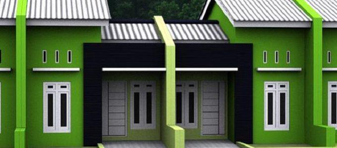 Contoh Rumah Kapling