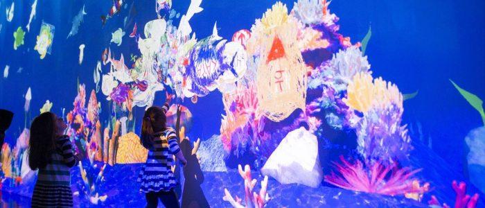 Teamlab Future Park, Tempat Hiburan Atraktif Anti Basi Di Jakarta