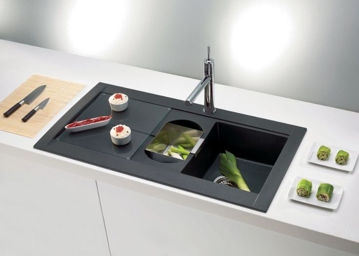 Tempat Mencuci Piring Modern