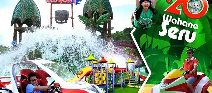 Tempat Wisata Kampung Gajah Wonderland Bandung
