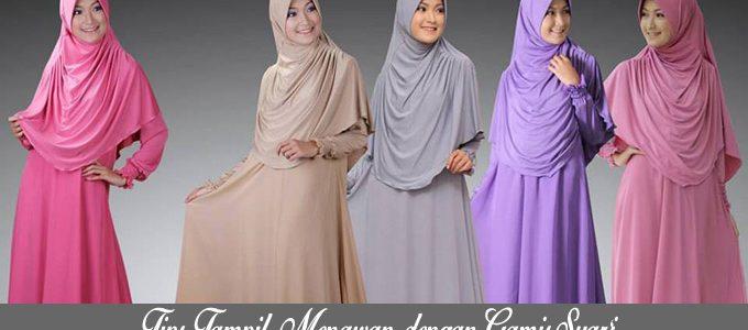 Tips Tampil Menawan dengan Baju Gamis Syar'i