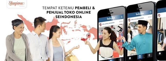 Toko Online Shopious