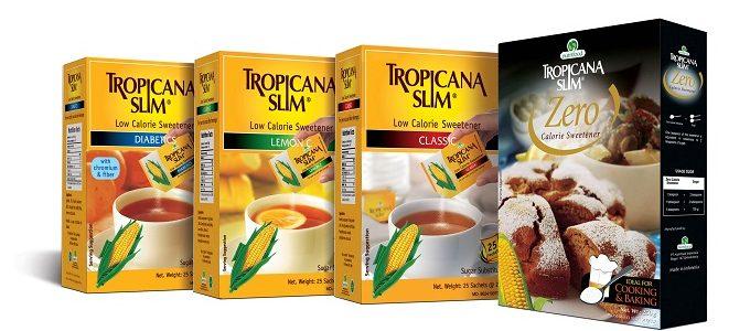 Tropicana Slim Makanan Rendah Lemak