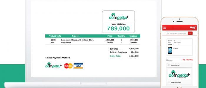 Aplikasi Dompetku Plus