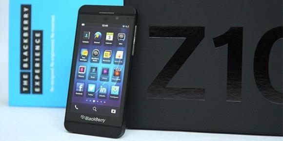 Harga BlackBerry Z10 Versi AXIS Paling Murah