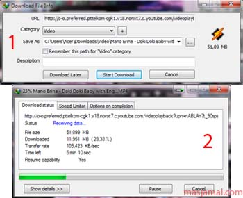 Cara Mudah Download Video Streaming di Internet