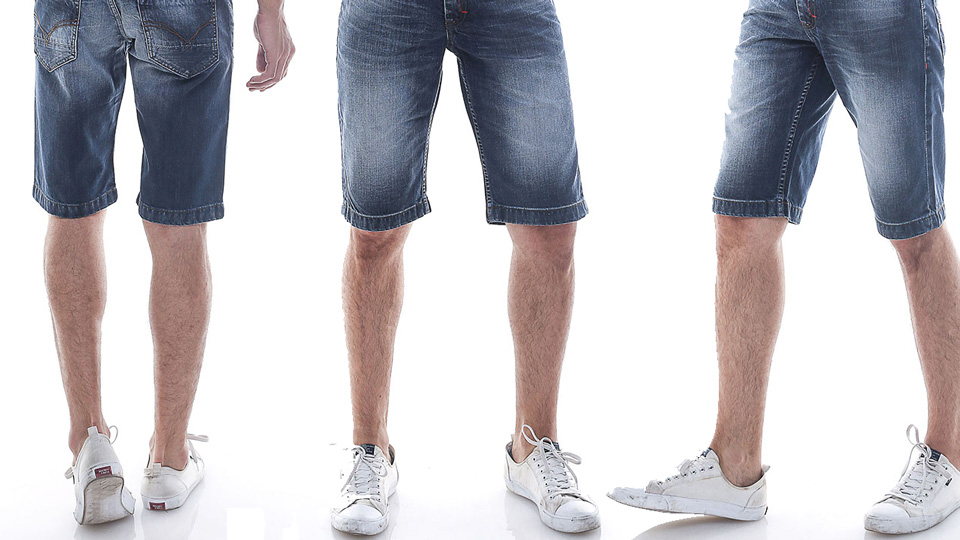Celana Jeans Pendek Pria