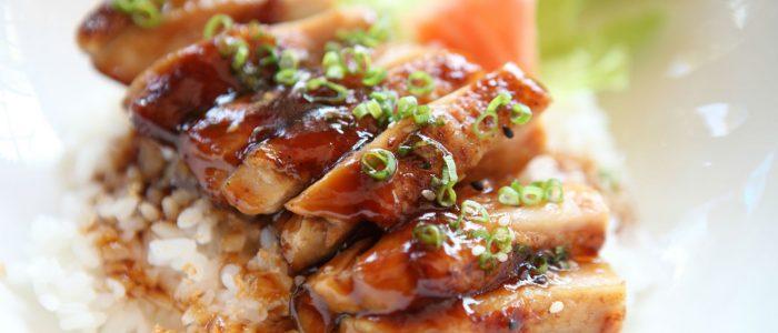 Resep dan Cara Membuat Chicken Teriyaki Dada Ayam