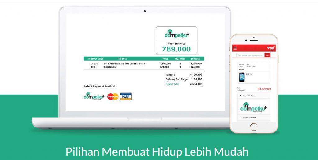 Dompetku Plus Indosat Ooredoo
