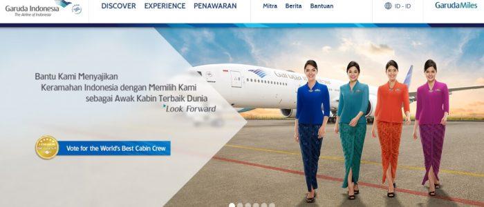 Tiket Garuda Online dan 3 Kelas Penumpang yang Bisa Anda Pilih