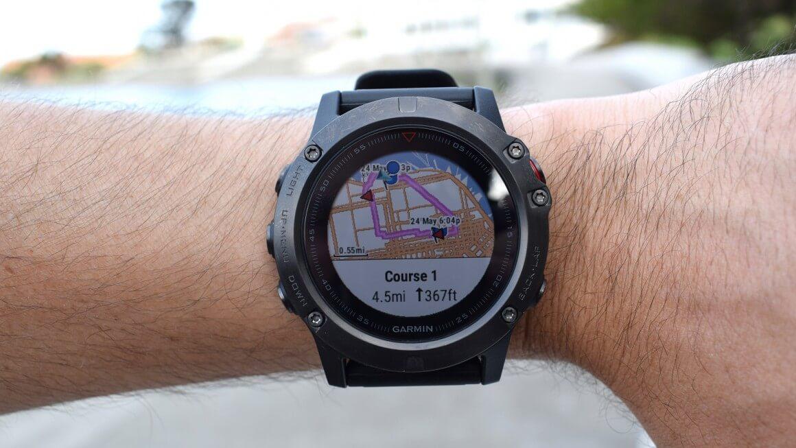 GPS pada Jam Tangan Lari
