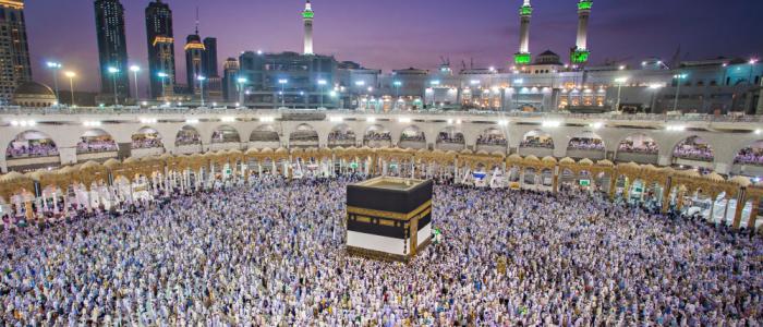 Ibadah Haji di Mekkah
