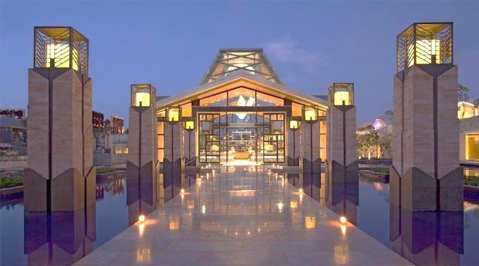 Hotel Mulia Resort Nusa Dua