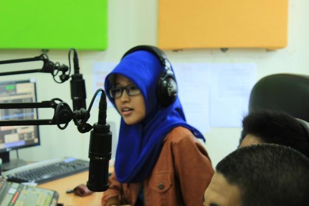 Talkshow Bersama Blogger Banua di BPost Radio