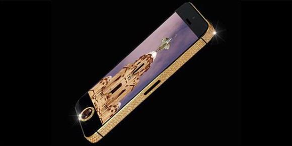 Bagaimana Bentuk iPhone Harga Rp 148 Miliar?