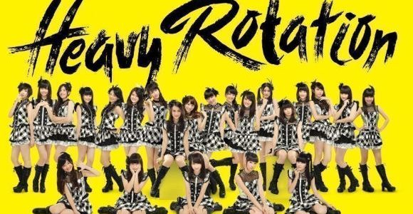 booking rotation ske48 lagu heavy