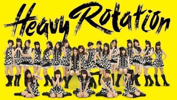 Lirik Lagu JKT48 - Heavy Rotation