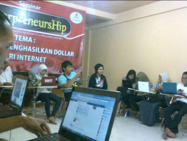 Kopdar Pertama Bersama Blogger Banua