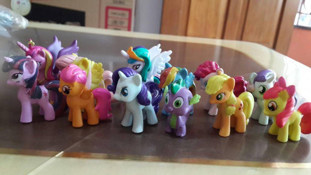 Mainan Anak Little Pony