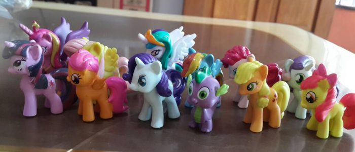 Mainan Anak Little Pony