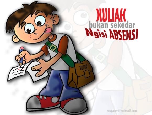 Jadwal Kuliah Semester 6 Mas Jamal