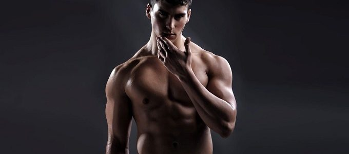 Membentuk Otot Dada Pria