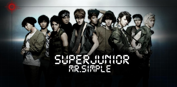 Mr. Simple, Lagu Super Junior yang Unyu-Unyu