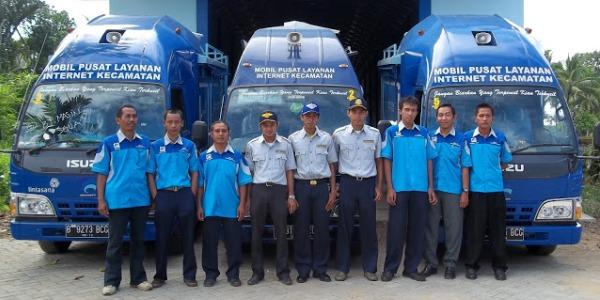 Operator dan Supir M-PLIK Kab. Hulu Sungai Tengah