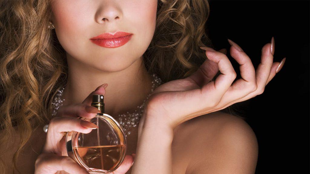 Ilustrasi Parfum Wanita Terlaris