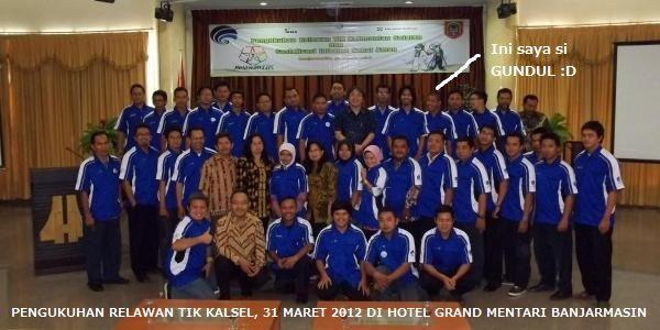 Perkembangan TIK Kalimantan Selatan dan Pameran ICT USO EXPO 2012