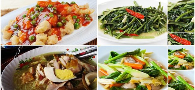 Resep Makanan Sehari-hari