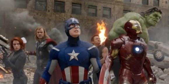 Review Singkat Film The Avengers ala Mas Jamal