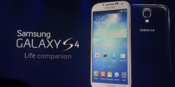 Harga Samsung Galaxy S4 di Eropa 699 Euro