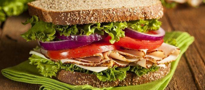 Sandwich Menggugah Selera