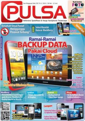 Tabloid PULSA Edisi 235 (30 Mei - 12 Juni 2012)