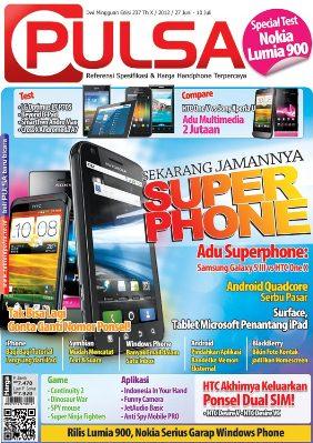 Tabloid PULSA Edisi 237 (27 Juni - 10 Juli 2012)