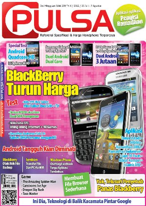 Tabloid PULSA Edisi 239 (25 Juli – 7 Agustus 2012)