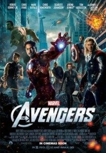 The Avengers 2012 HQ TS 550MB