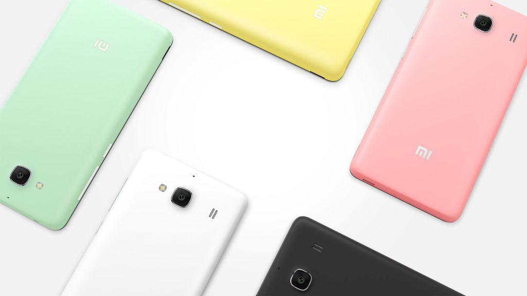 Xiaomi Redmi 2 Prime Back Cover