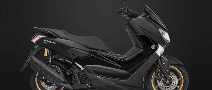 Yamaha NMAX 155 2018 Matte Black